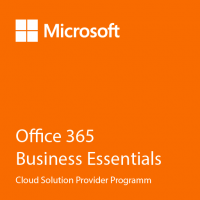 Microsoft Office 365 Business Essentials (CSP, Deutschland Cloud)