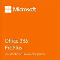 Microsoft Office 365 ProPlus (CSP, Deutschland Cloud)
