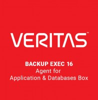 Veritas Backup Exec 16 Agent for Application & Databases Box