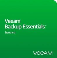 Veeam Backup Essentials Standard for VMware