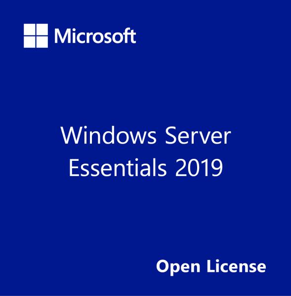 Microsoft Windows Server Essentials 2019 (Open License)