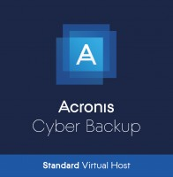 Acronis Backup 12.5 Standard Virtual Host