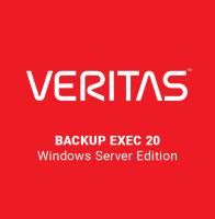 Veritas Backup Exec 20 Windows Server Edition